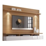 Home Horizon 2.2 Natural com Off-White - Moveis Provincia