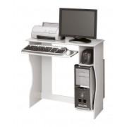 Mesa para Computador Livia Branco - Edn Moveis