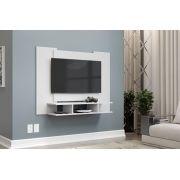 Painel para TV Quarto até 48 polegadas EJ Branco - EJ Móveis