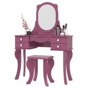 Penteadeira Princesa Pink - Patrimar Móveis