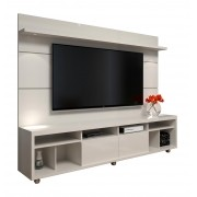 Rack com Painel Arizona 2.2 1T Off White - MoveisAqui