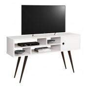 Rack para TV Kenzo Branco - Edn Móveis