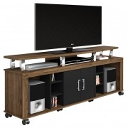 Rack para TV Mega New Canela com Preto - Imcal