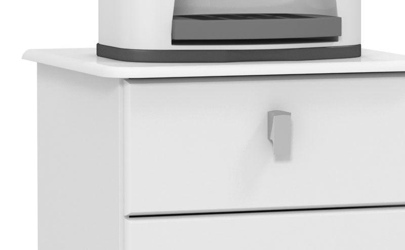 Armário Bebêdouro Aquarius Branco - EJ Móveis  - MoveisAqui - Loja de móveis online!