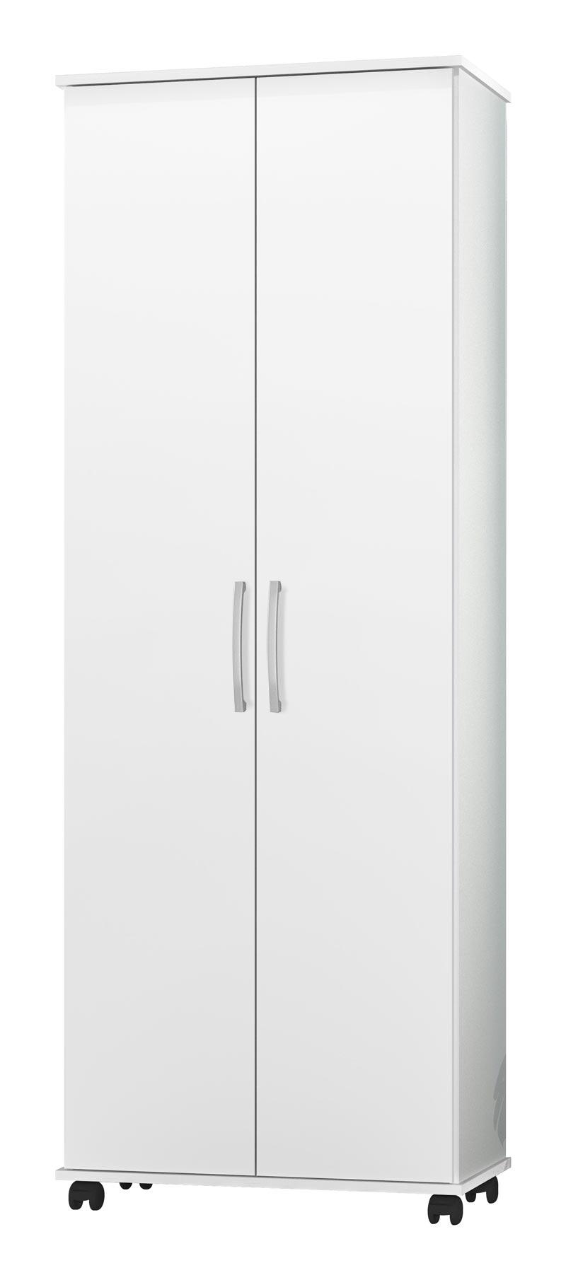 Armario Multiuso Arezzo Branco - JeA Móveis