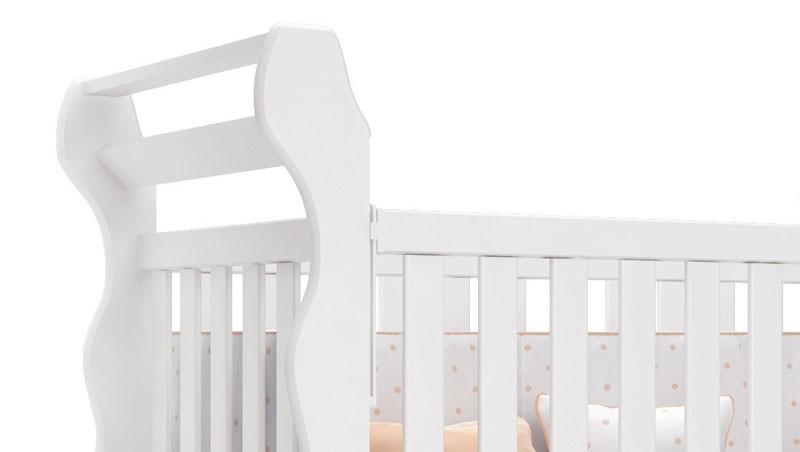 Berco Infinity Branco Fosco - Imaza Moveis  - MoveisAqui - Loja de móveis online!