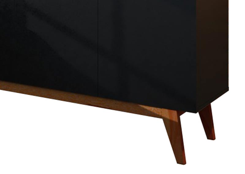 Buffet Classic Preto - Imcal Móveis