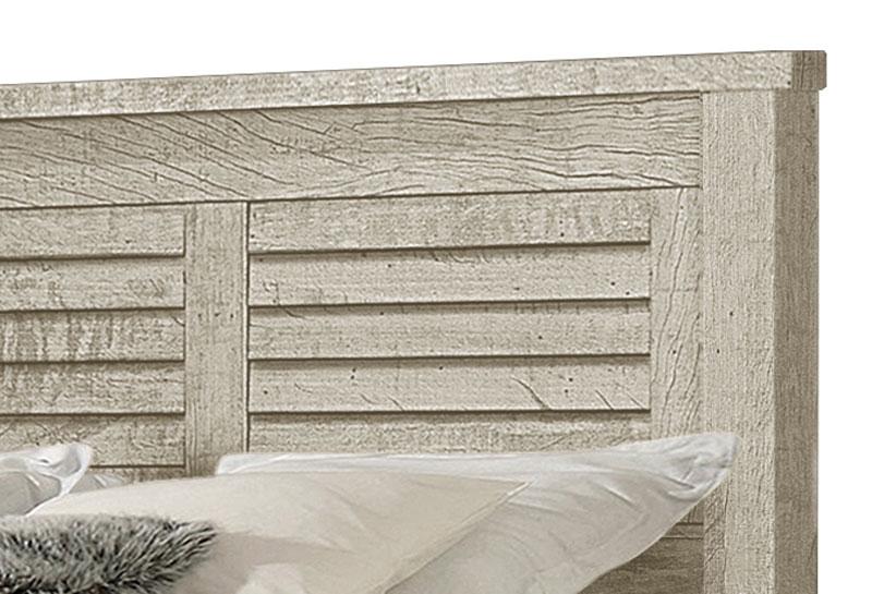 Cabeceira de Casal Montreal Pérola - Tebarrot Móveis