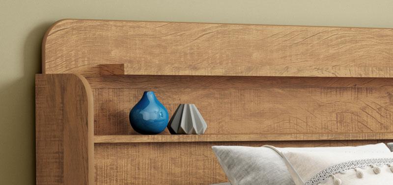 Cabeceira Rubi Demolição - Patrimar Móveis  - MoveisAqui - Loja de móveis online!