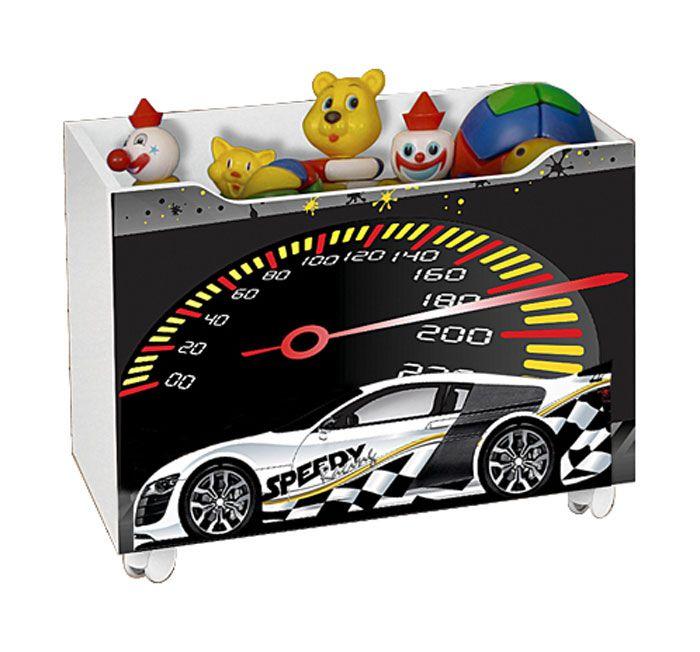 Caixa para Brinquedo Lara Drift - JeA Móveis
