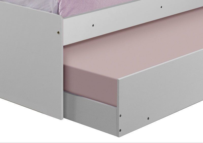 Cama Bibox Solteiro Adesivado Barcelona Pink - Tebarrot Móveis