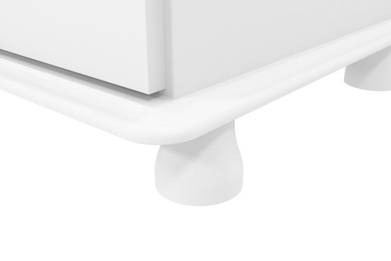 Comoda Dalila Branco - Patrimar Móveis