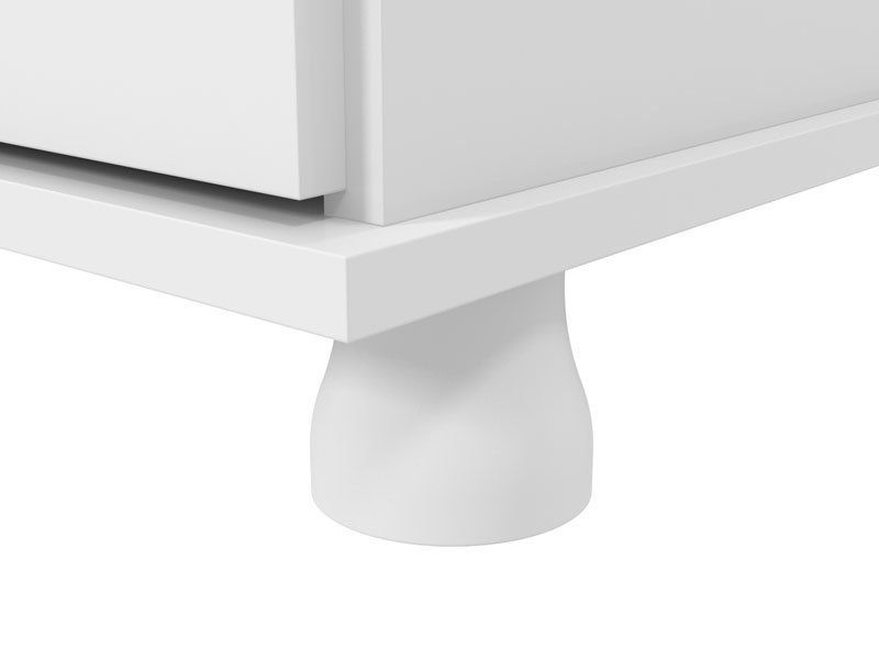 Cômoda Juma New Branco - Patrimar Móveis