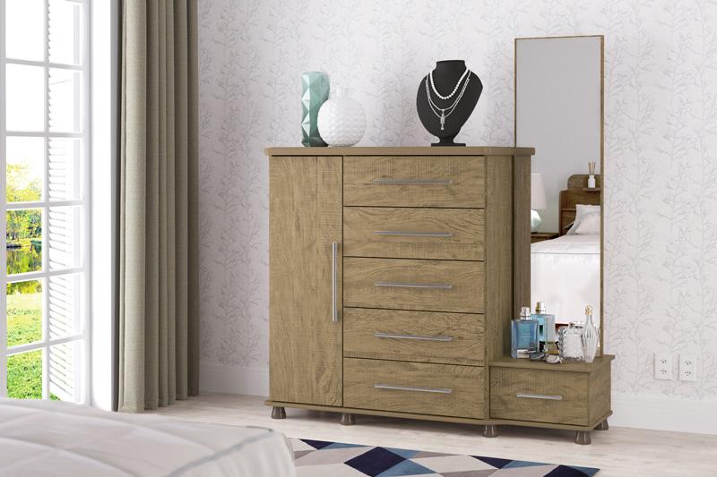 Comoda Realeza Demolição - Patrimar Móveis  - MoveisAqui - Loja de móveis online!