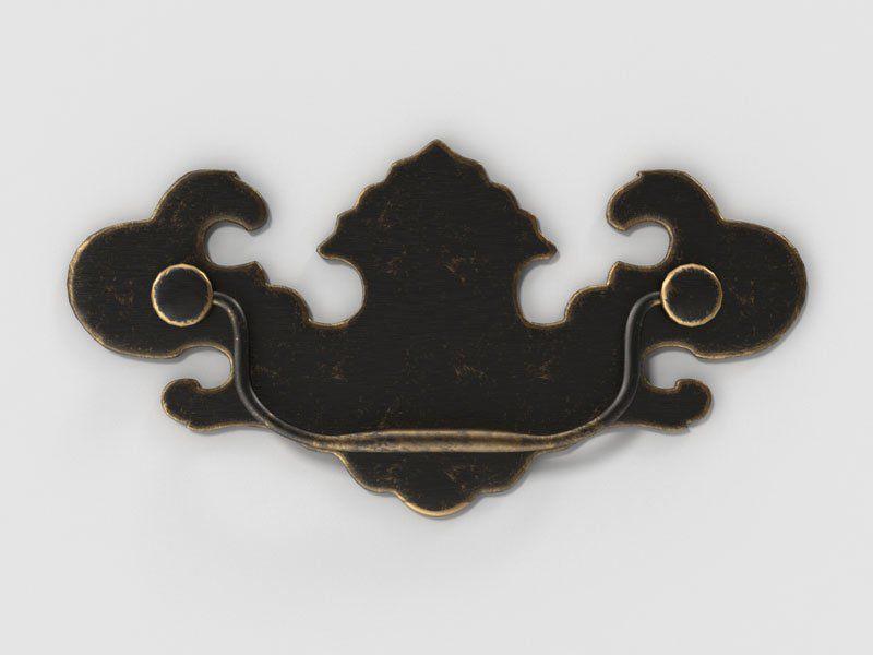 Cômoda Vitoria Branco - Patrimar Móveis