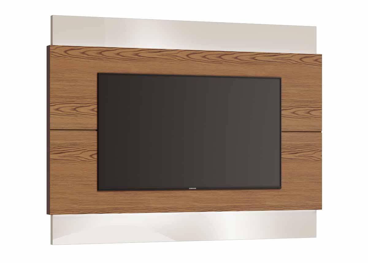 Conjunto Sala de Estar Rack com Painel +3G 1.8 + Buffet 3p + Aparador AD + Cristaleira - Imcal Móveis