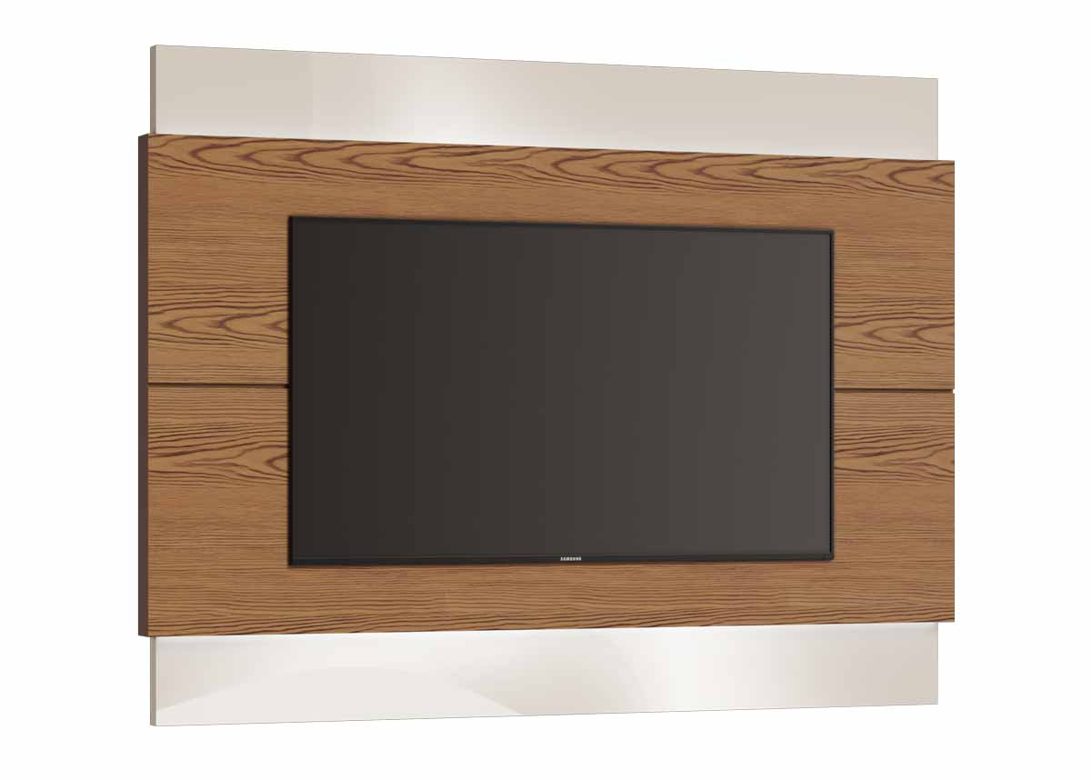 Conjunto Sala de Estar Rack com Painel +3G 1.8 + Buffet 3p + Aparador Classic + Aparador AD + Cristaleira - Imcal Móveis