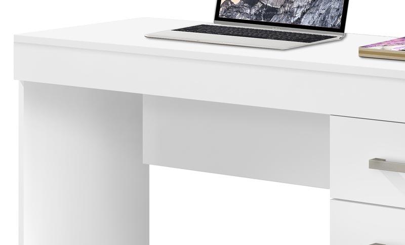 Escrivaninha Aspen Branco - CSA Móveis