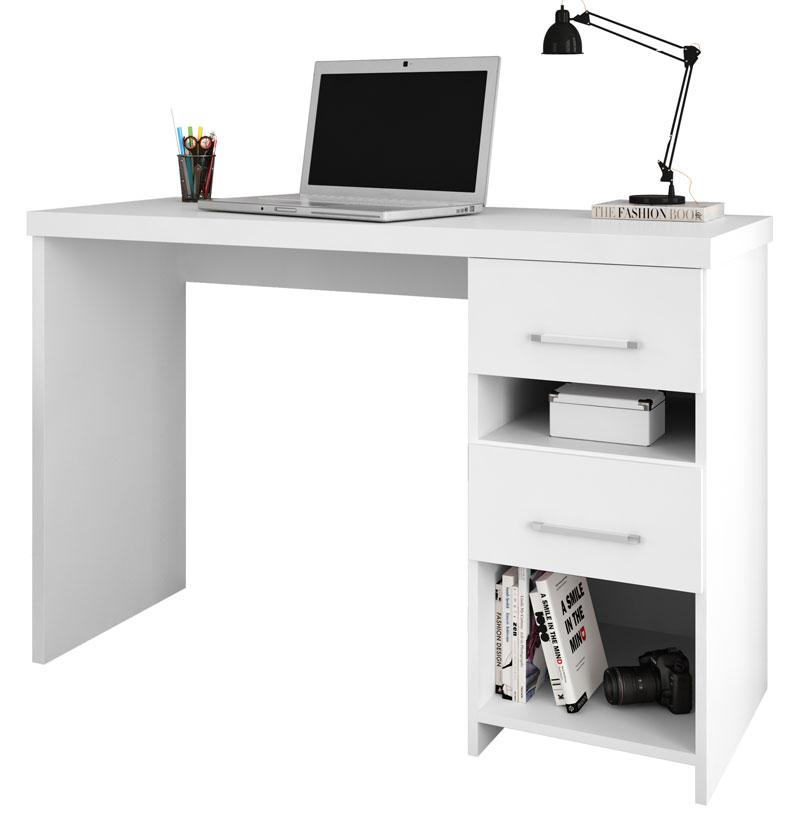Escrivaninha Duna Branco - Germai Móveis