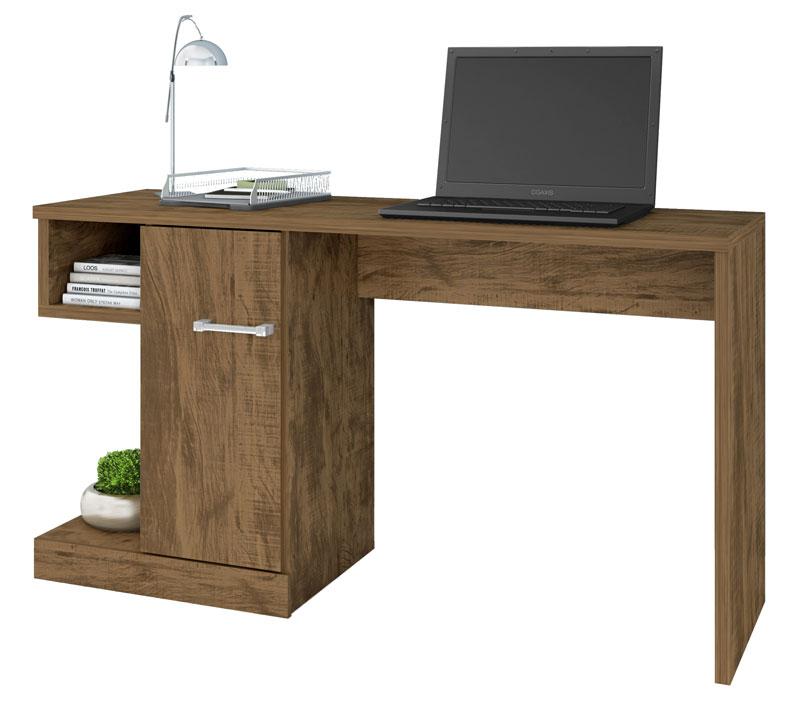Escrivaninha Idealle Gold Wood - Germai Moveis