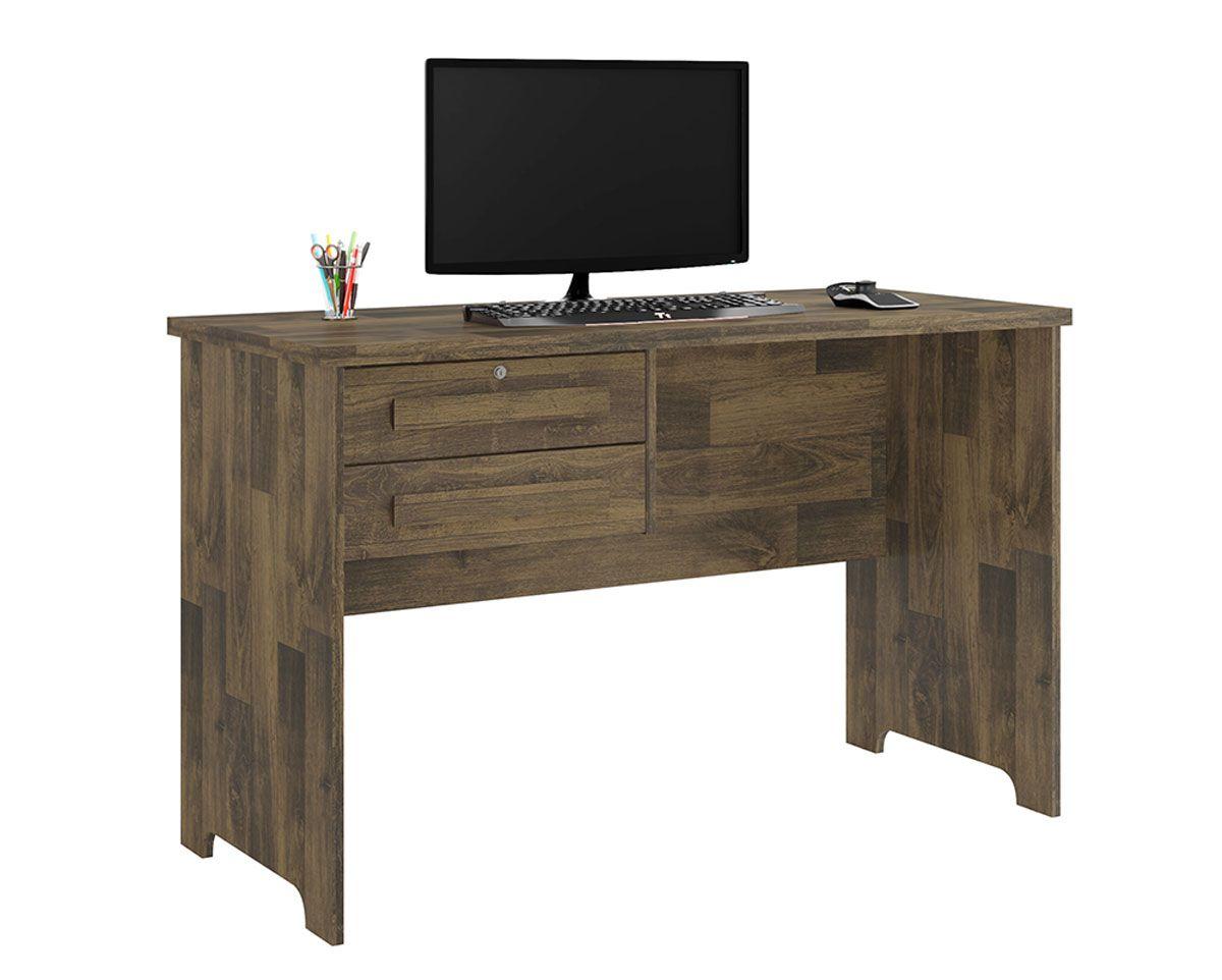 Escrivaninha Mesa para Computador Alemanha Amadeirado - RV Móveis