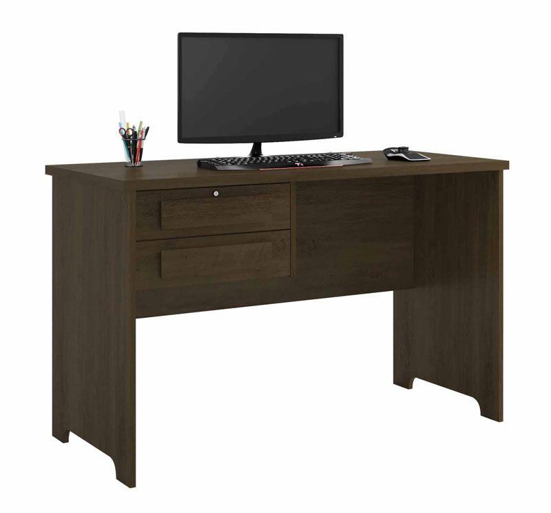 Escrivaninha Mesa para Computador Alemanha Noce - RV Moveis
