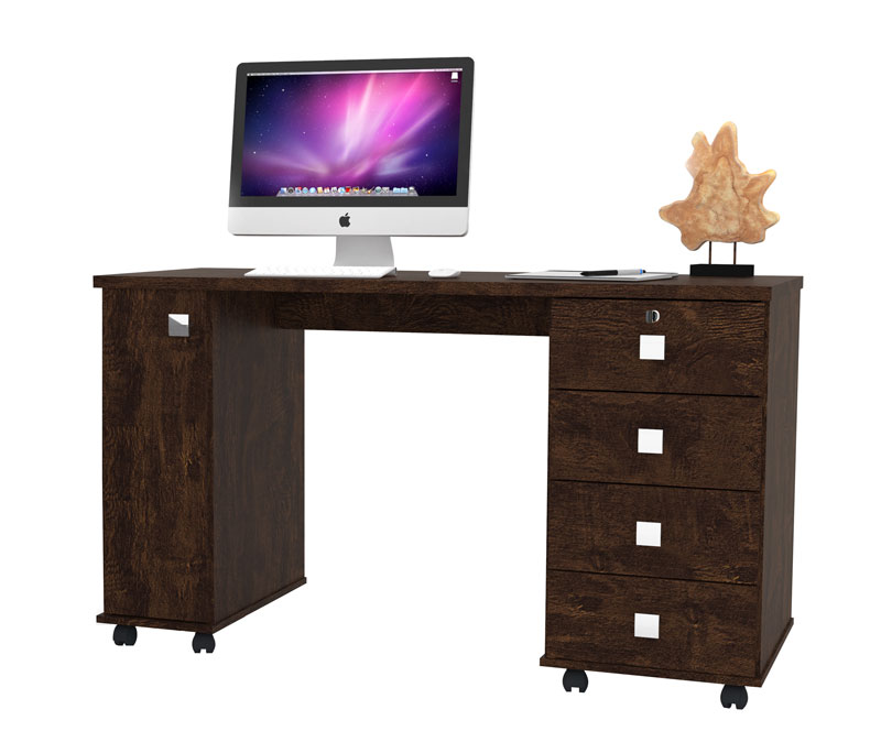 Escrivaninha Smart Noce - Lukaliam Móveis  - MoveisAqui - Loja de móveis online!