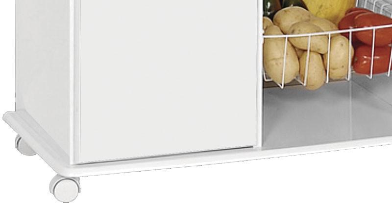 Fruteira Ianá Branco - Móveis Primus
