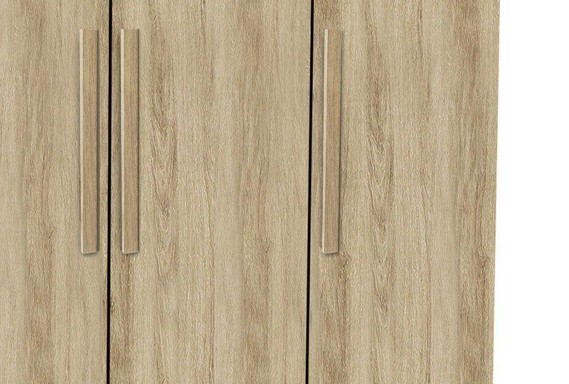 Guarda-Roupa 3 Portas Niágara - Trinobél Móveis