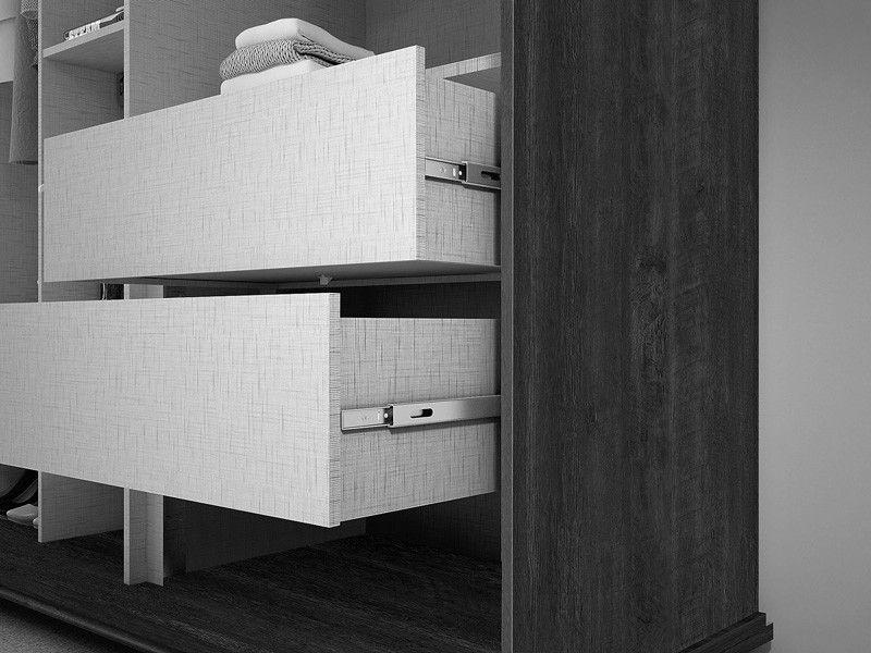 Guarda-Roupa 6 Portas Ágata Branco - FabriMóveis