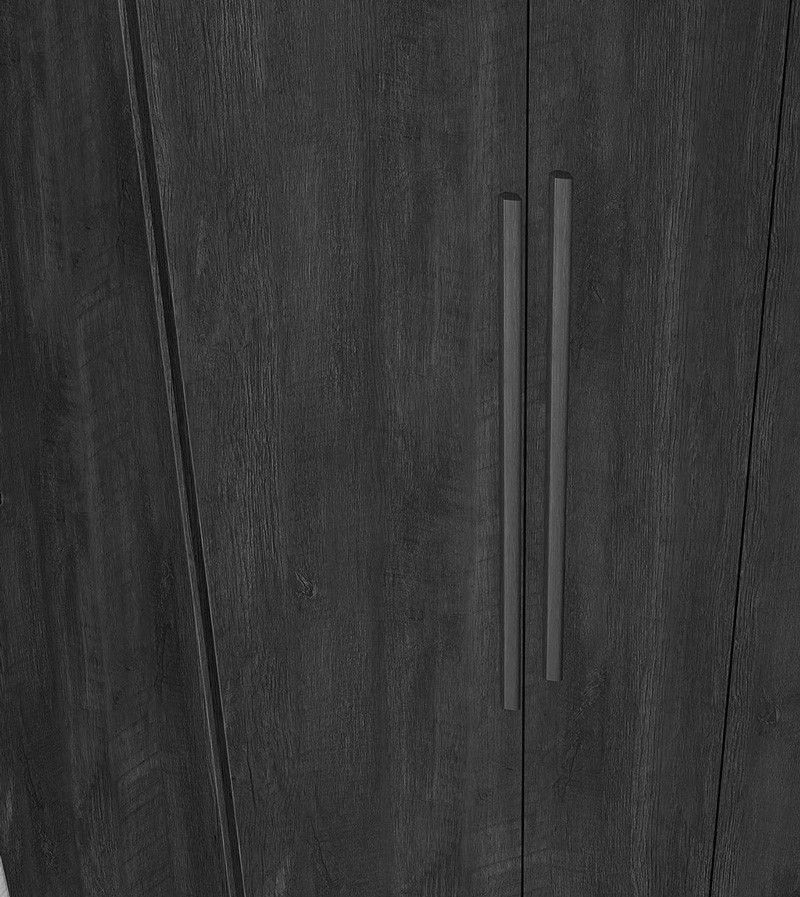 Guarda-Roupa 6 Portas Ágata Noce - FabriMóveis