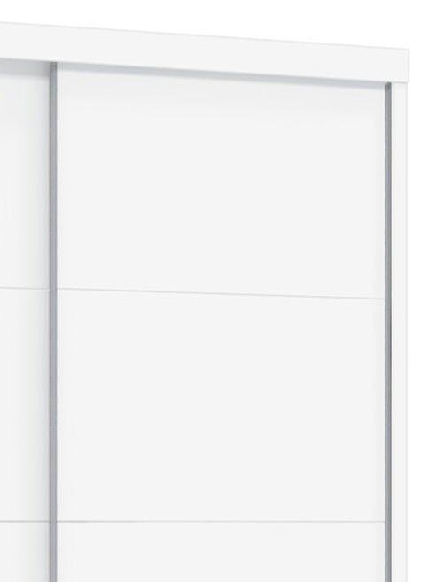 Guarda-Roupa Barcelona Branco - RV Móveis