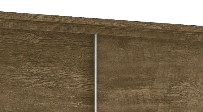 Guarda-Roupa Holanda 2 Portas de Correr Imbuia - RV Móveis