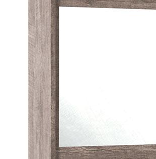 Guarda-Roupa Holanda II 2 Portas Espelho Terrarum - RV Móveis