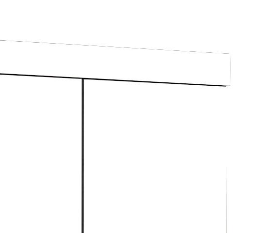 Guarda-Roupa Madri Branco 4 Portas 3 Gavetas - São Miguel Móveis