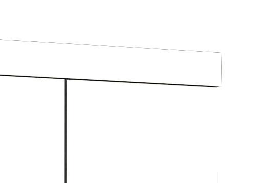 Guarda-Roupa Milao Branco 3 Portas - Sao Miguel Moveis