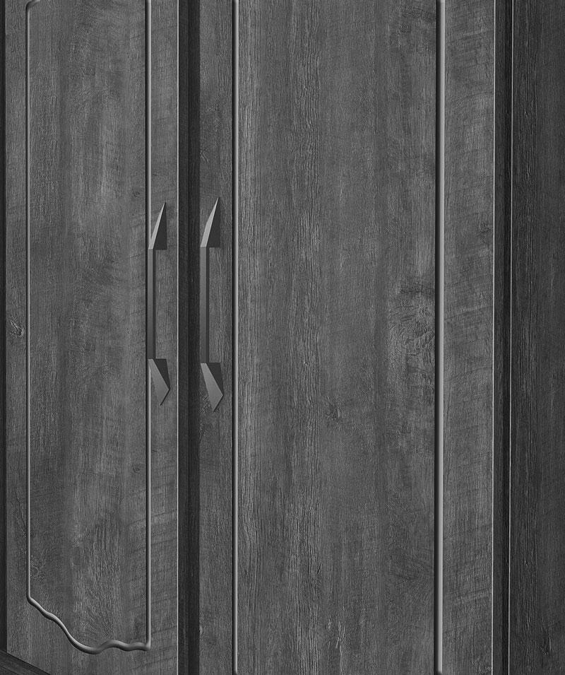 Guarda Roupa Triplex 4 Portas Topázio Niágara - Fabrimóveis