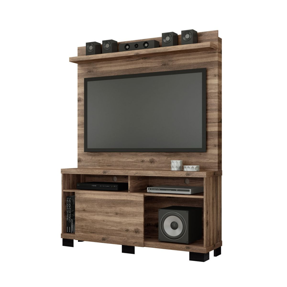 Home Theater Ariel Nature - Germai Móveis