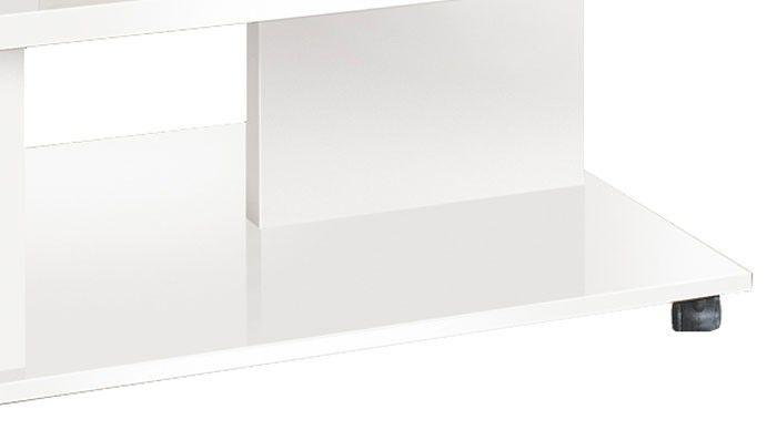 Mesa de Centro Criativa Branco - Edn Móveis