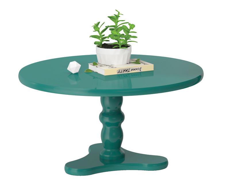 Mesa de Centro Intense Verde - Patrimar Moveis  - MoveisAqui - Loja de móveis online!