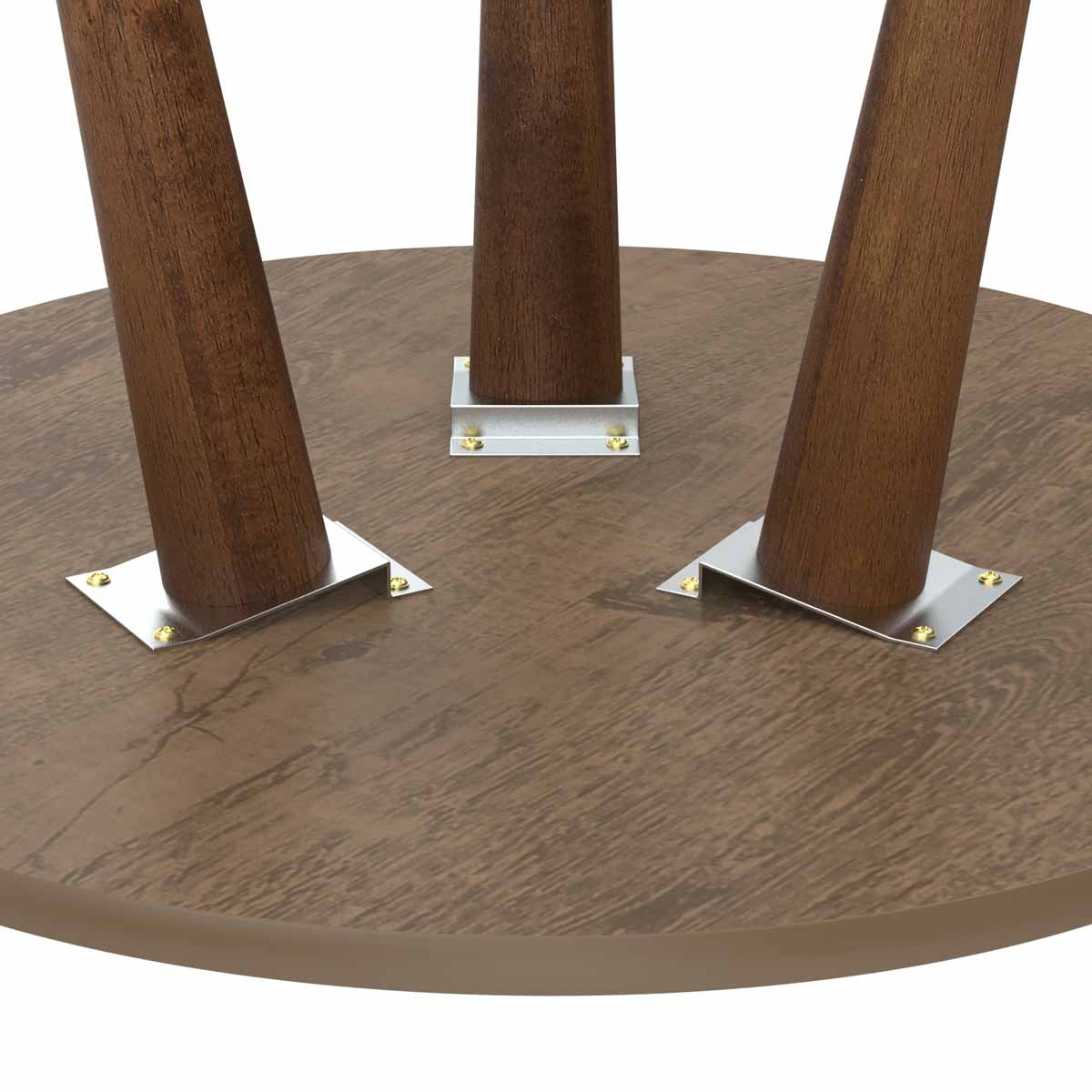 Mesa de Centro Legs Demolição - Patrimar Móveis