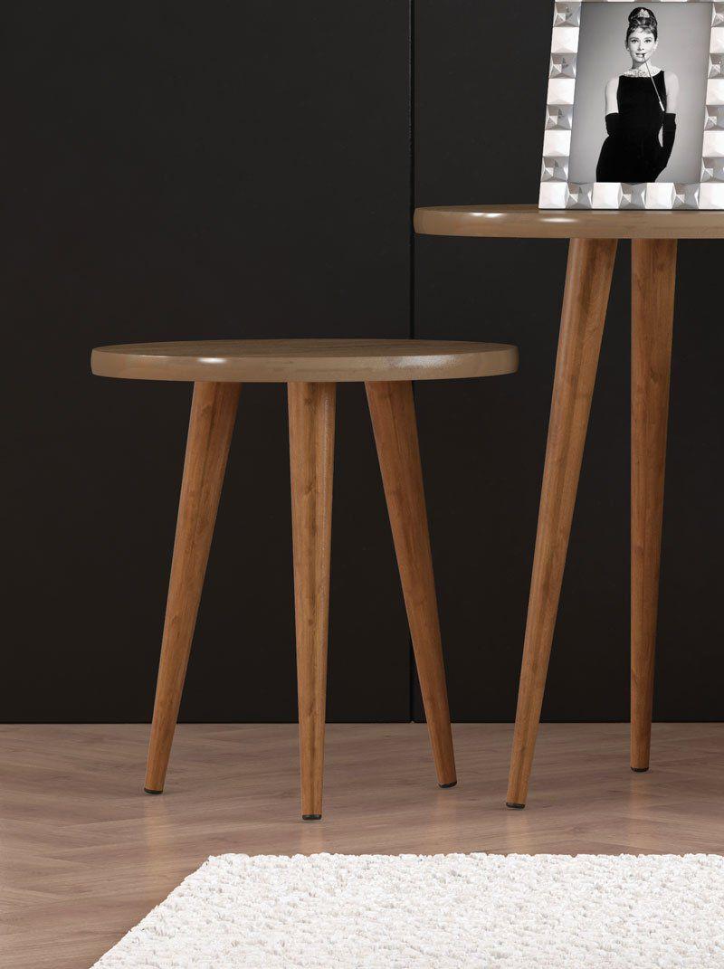 Mesa Lateral Legs Demolição - Patrimar Móveis