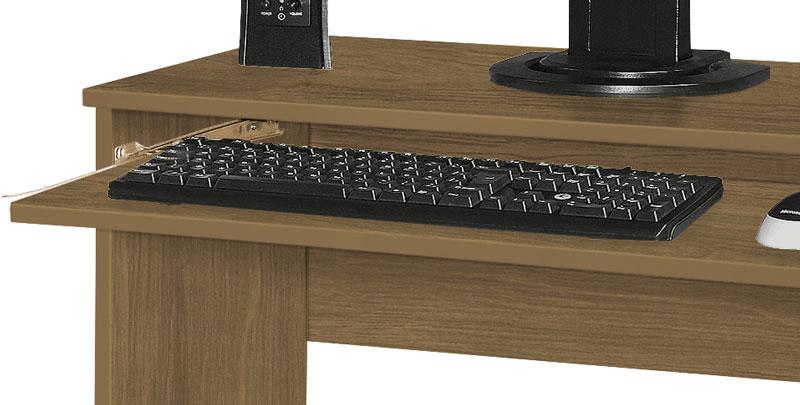 Mesa para Computador China Amendoa - Moveis Primus