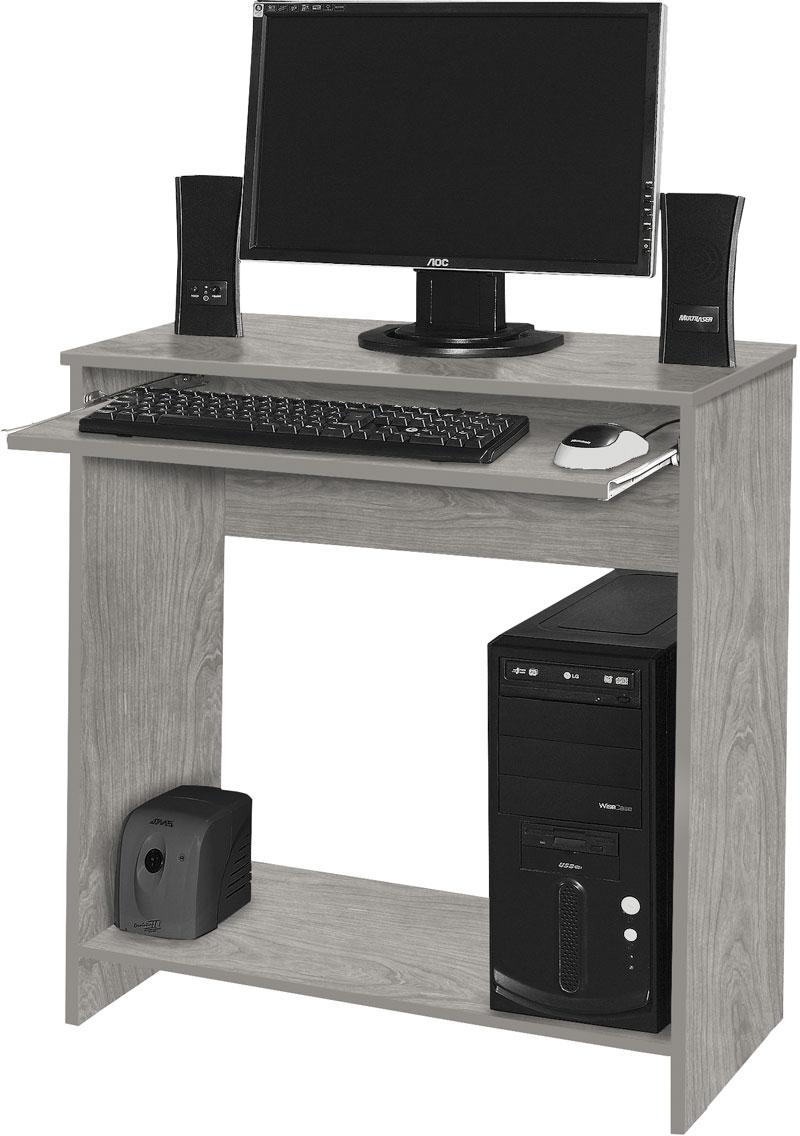 Mesa para Computador China Carvalho - Móveis Primus
