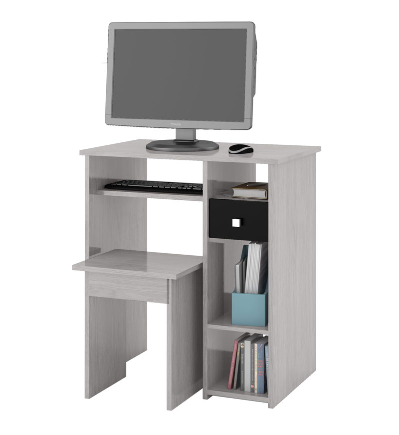 Mesa para Computador JB 6010 Griss com Preto - JB Bechara