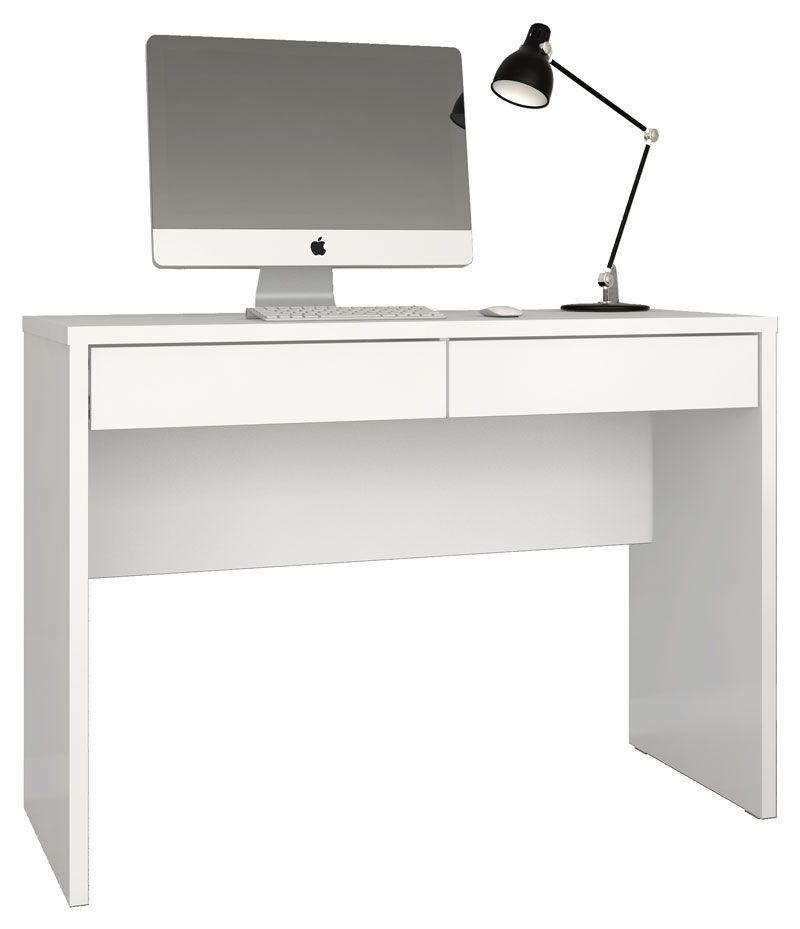 Mesa para Computador JB 6080 Branco - JB Bechara