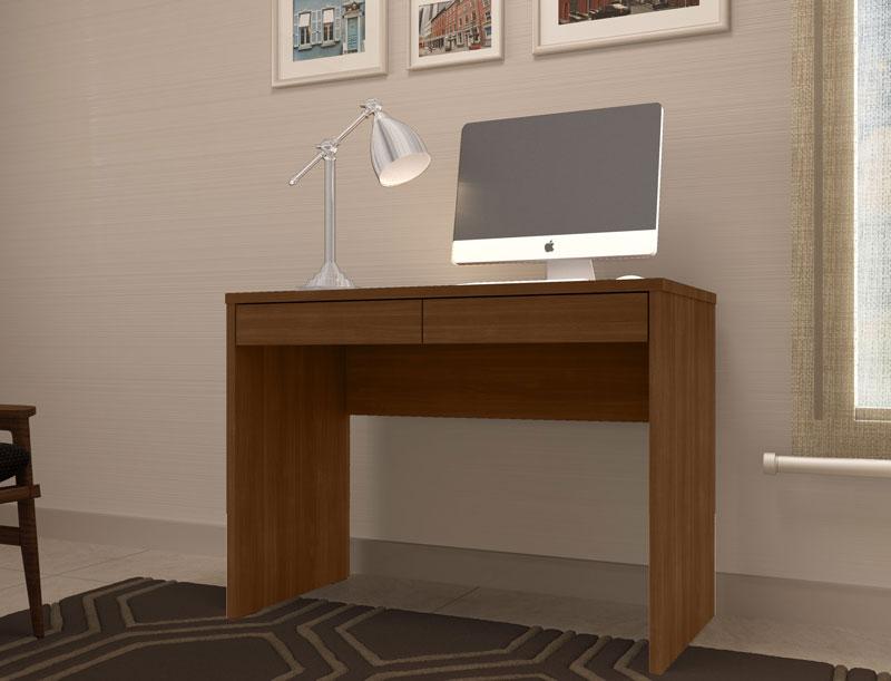 Mesa para Computador JB 6080 Castanho - JB Bechara
