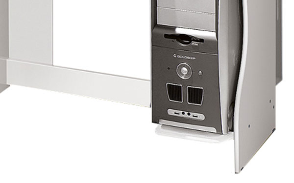 Mesa para Computador Livia Branco - Edn Móveis