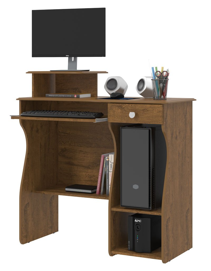 Mesa para Computador Marina Rovere - Patrimar Moveis