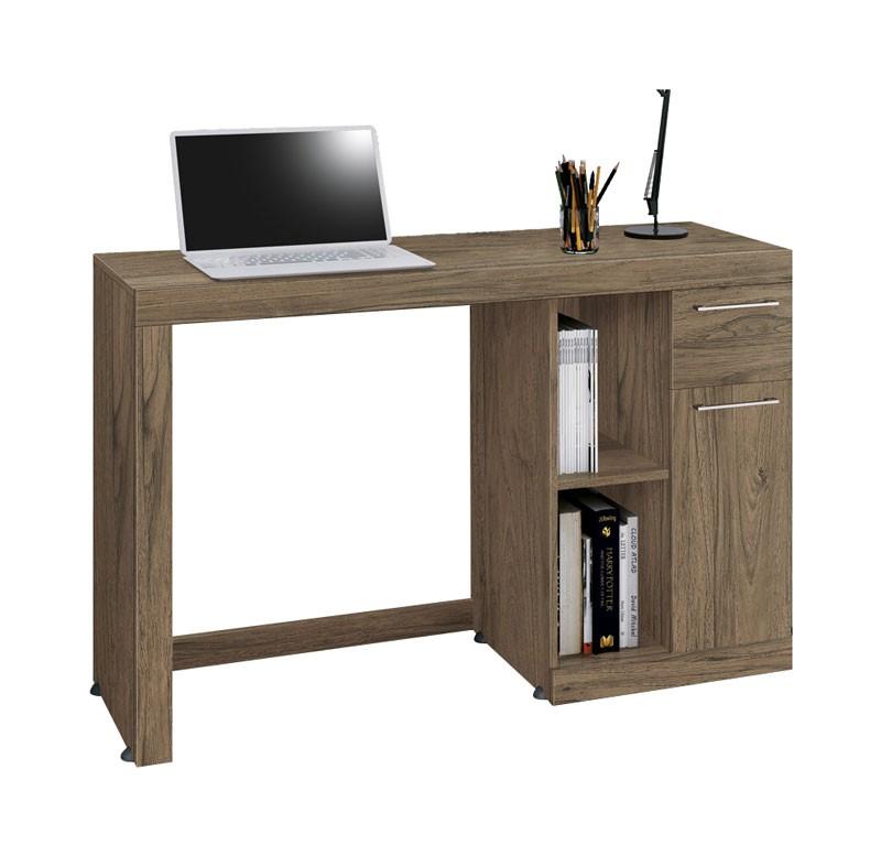 Mesa para Computador Office Doris Freijó - Edn Móveis